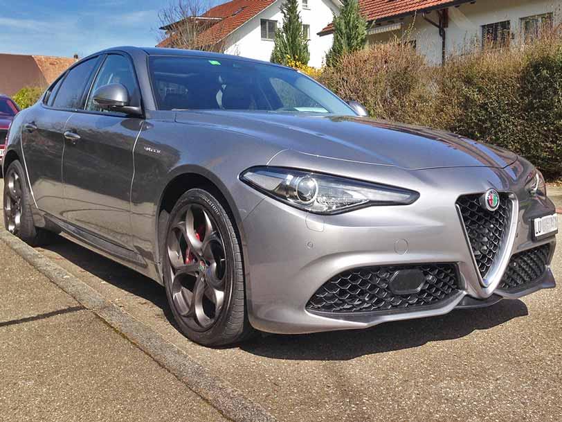 Autoankauf Alfa Romeo Giulia