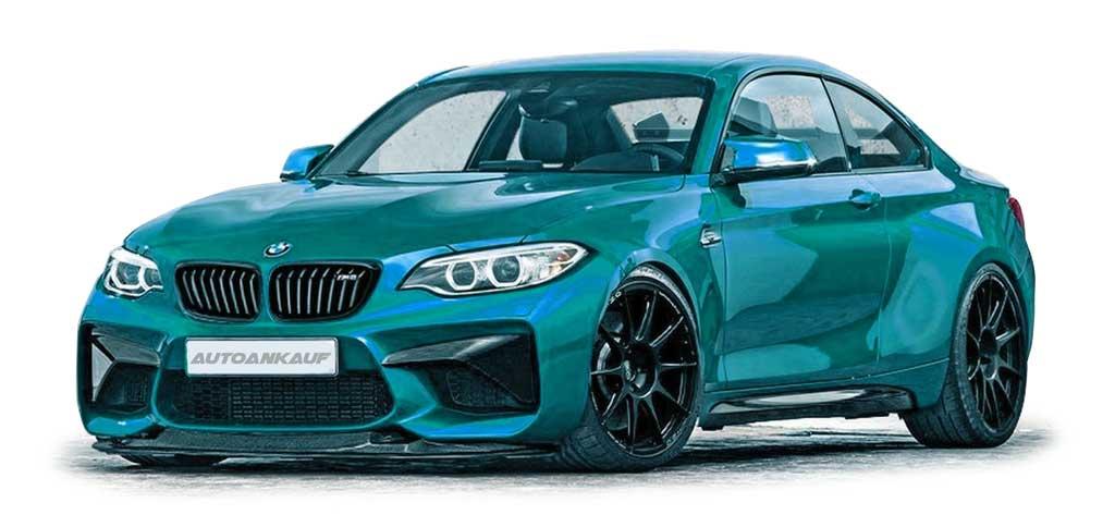 BMW M2 Coupé KAUFE ALLE AUTOS SCHWEIZ