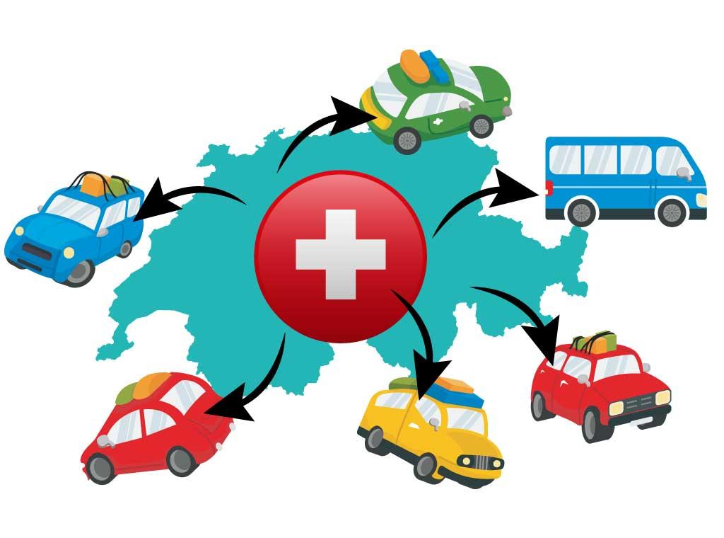 Infografik Schweiz Auto-Export KAUFE ALLE AUTOS SCHWEIZ